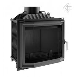 Wkład kominkowy 10 kW ANTEK pryzmatyczny