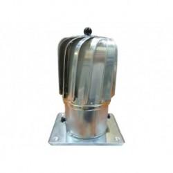 Nasada kominowa obrotowa wentylacyjna podłużna fi 150