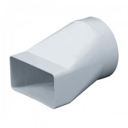 Łącznik przekrojów zmiennych PVC Awenta