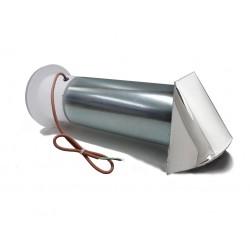 Nawietrzak okrągły z grzałką, stabilizatorem,  filtrem