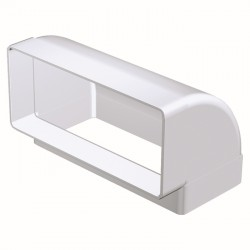 KOLANO  pionowe PVC 220x90  90°
