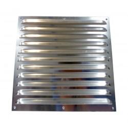 Kratka aluminium wentylacyjna płaska NWM