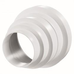 Redukcja  PVC fi 80/100/120/125/150