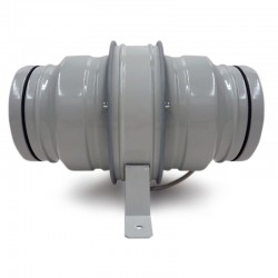Wentylator kanałowy VEKA 125p