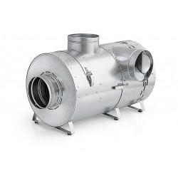 Aparat nawiewny z bypassem i termostatem 540 m3/h