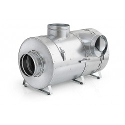 Aparat nawiewny z bypassem i termostatem 760 m3/h