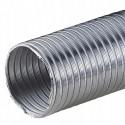 Rura aluminiowa elastyczna FLEX o średnicach fi 80-150 i o długości 1m