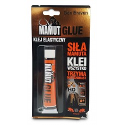 Klej elastyczny uniwersalny Mamut Glue Den Braven 25ml