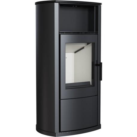Piec stalowy wolnostojący KOZA EPSILON 8kW fi 150