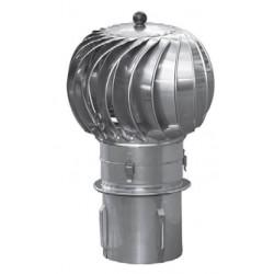 Nasada wciskana TURBOWENT fi 150 mm otwierana