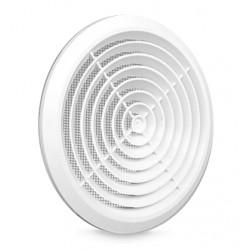 Kratka wentylacyjna sufitowa okrągła Flat