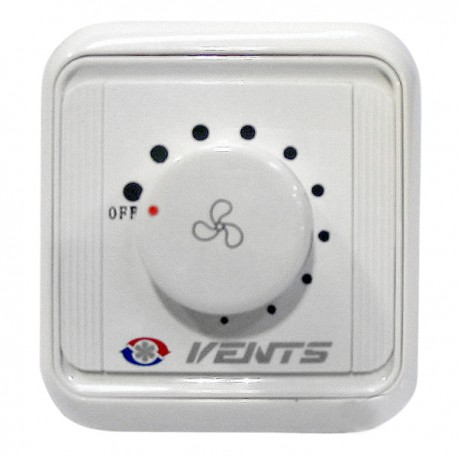 Regulator obrotów wentylatora VENTS RS-1-300 Podtynkowy