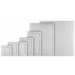 Drzwiczki rewizyjne plastikowe białe
