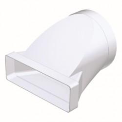 Łącznik przekroju PVC 220x90 fi 150