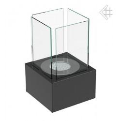 Biokominek TANGO 1 200x328 mm czarny