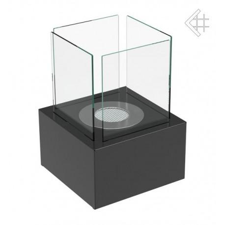 Biokominek TANGO 2 250x353 mm czarny