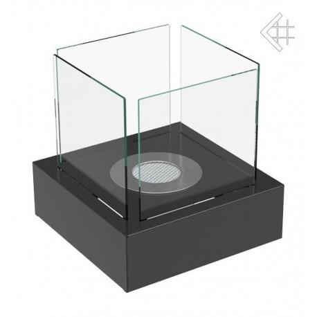 Biokominek TANGO 3 303x300 mm czarny
